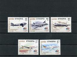 ETHIOPIA 2006 Ethiopian Airlines.MNH. - Ethiopie