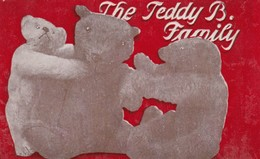 "Teddy Roosevelt As A ""Teddy"" Bear , 1907 - Präsidenten"