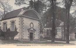 91 - JANVILLE Sur JUINE : Gillevoisin - CPA Colorisée Village ( 1.950 Habitants ) - Essonne - France