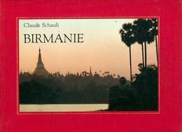 Birmanie De Claude Schmill (1982) - Tourisme