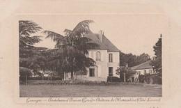 Castelnau D'Auzan - Château De Hontenbère - France