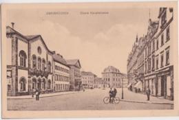 Bx - Cpa ZWEIBRÜCKEN - Obere Hauptstrasse - Zweibruecken