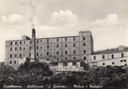 """CASTELTERMINI (AG)  /  Stabilimento """" S. Giuseppe """"  Mulino E Panificio _ Viaggiata - Agrigento"""