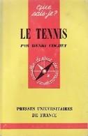 Le Tennis De Henri Cochet (1963) - Sport