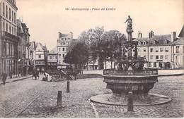 22] Côtes D'Armor-GUINGAMP  Place Du Centre (fontaine) *PRIX FIXE - Guingamp