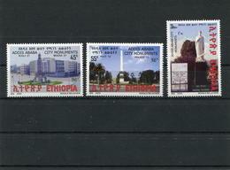 ETHIOPIA 2009 Monuments.MNH. - Ethiopia