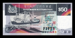 Singapur Singapore 50 Dollars 1997 Pick 36 SC UNC - Singapur