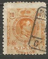 ESPAÑA ALFONSO XIII EDIFIL NUM. 280 USADO - 1889-1931 Reino: Alfonso XIII