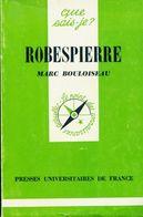 Robespierre De Marc Bouloiseau (1956) - Geschiedenis