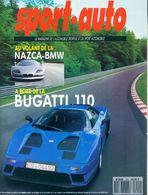 Sport-auto N°354 : Nazca-BMW / Bugatti 110 De Collectif (1991) - Boeken, Tijdschriften, Stripverhalen