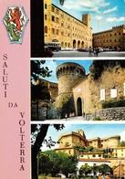 Cartolina Volterra Vedute Anni '70 - Pisa