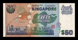 Singapur Singapore 50 Dollars 1976 Pick 13 SC UNC - Singapore
