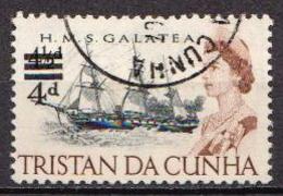 Tristan Da Cunha Used Stamp - Ships