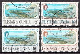 Tristan Da Cunha Used Set - Tristan Da Cunha