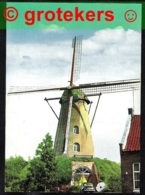 WEERT De Wilhelmus-Hubertusmolen (1904) Aan De Oude Hushoverweg 1974 Molen / Mill /moulin / Mühle - Weert