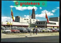 WEERT Winkelcentrum De Munt Ca 1978 Veel Classic Cars - Weert