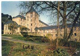 DEPT 29 : édit. Jos Le Doaré N° MX 1357 : Landevennec L'abbaye Façade Sud - Francia