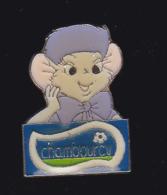 62325-Pin's-signé Disney Offert Par Chambourcy.. - Disney