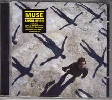 "MUSE ""ABSOLUTION"" CD - Música & Instrumentos"