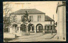 TOURS SUR MARNE - LA MAIRIE - DERRIERE ETABLISSEMENT GOULET-TURPIN - PERSONNAGE,VISUEL PAS COURANT. - France