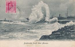 BREAKWATER SOUTH WEST MONSON - N° 1?6 - Sri Lanka (Ceylon)