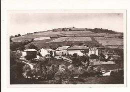 Saône Et Loire Serrières Hameau Des Provenchères Et Ses Vignobles Réputés La Roche Vineuse - France