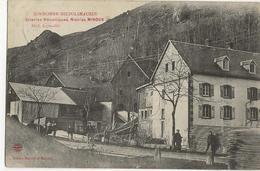 BONHOMME - DIEDOLSHAUSEN  -  Scieries Mécaniques Nicolas MINOUX - Autres Communes