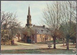 29158  ROSCANVEL   Finistere  L'église Paroissiale   CPM Postée Le 17 8 1979   Num MX 230 - Francia