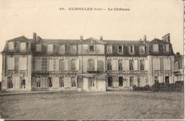 27 - GLISOLLES - LE CHÂTEAU - Frankrijk