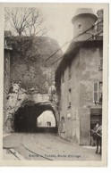 VIZILLE - Tunnel, Route D'URIAGE - Vizille