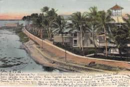 PANAMA - American Quarters Healthiest Spot In Colon - CPA Colorisée 1906 - Amérique Centrale América Central - Panama