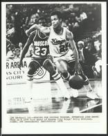 Foto/photo Kansas City Kings's Ex Basketball Player Billy McKinney  - 1978 - Basketbal - NBA