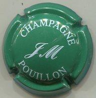 CAPSULE-CHAMPAGNE JONOT-MARCHWICKI N°15a Vert & Blanc - Champagne