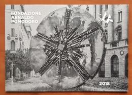 Arnaldo Pomodoro Carte Postale - Advertising