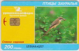 #13 - RUSSIA-21 - BIRD - 200 UNITS - Russland