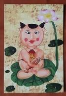 Judy Liu Carte Postale - Advertising