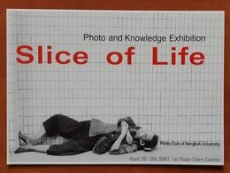 Slice Of Life Carte Postale - Advertising