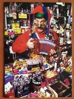 Uncle Fun Carte Postale - Advertising