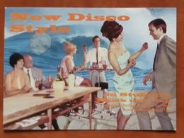 New Disco Style Carte Postale - Advertising