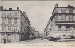 Clermont Ferrand La Rue De L' Ecu - Clermont Ferrand