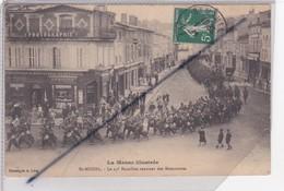 Saint Mihiel (55) Le 25e Bataillon Rentrant Des Manoeuvres - Saint Mihiel