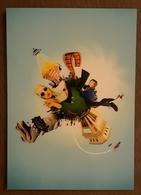 Msn Movies  Carte Postale - Advertising