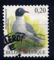 BELGIQUE - 3364° - MOUETTE - Used Stamps