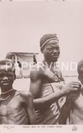 SUDAN Young Men Of The Yambo Tribe  RP  Pc48 - Soudan