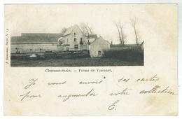 CLERMONT - STREE (Walcourt) Ferme De Viscourt - Dos Simple - Bon état - Walcourt