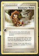 Carte Pokemon Trainer Aventurier Holon (supporter) / Édition Ex : Fantômes Holon / N°85/110 - Pokemon