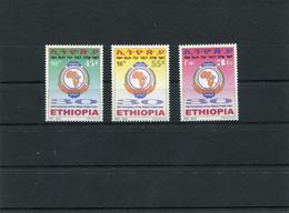 ETHIOPIA 2010 30 Years Of Pan African Postal Union.MNH. - Ethiopia