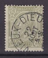 N° 47 Défauts  VIEUX DIEU - 1884-1891 Léopold II