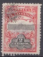 El Salvador 1907 Mi.nr: 289 Nationalpalast   Oblitérés - Used - Gebruikt - El Salvador