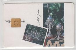 ARGENTINA 1998 SILVER PLATES - Argentinien
